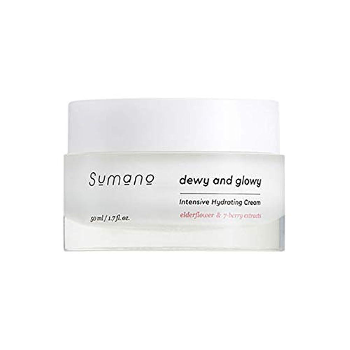 ストレスの多いバイオレット帳面[SUMANO/スマノ] Sumano Intensive Hydrating Cream/インテンシブクリーム Skingarden/スキンガーデン