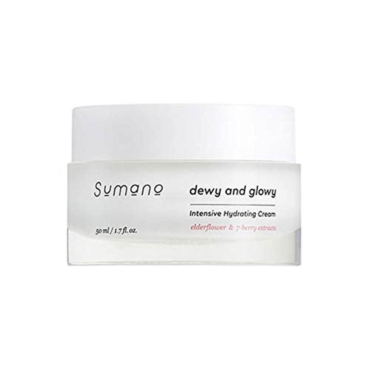 ええバルーン願う[SUMANO/スマノ] Sumano Intensive Hydrating Cream/インテンシブクリーム Skingarden/スキンガーデン