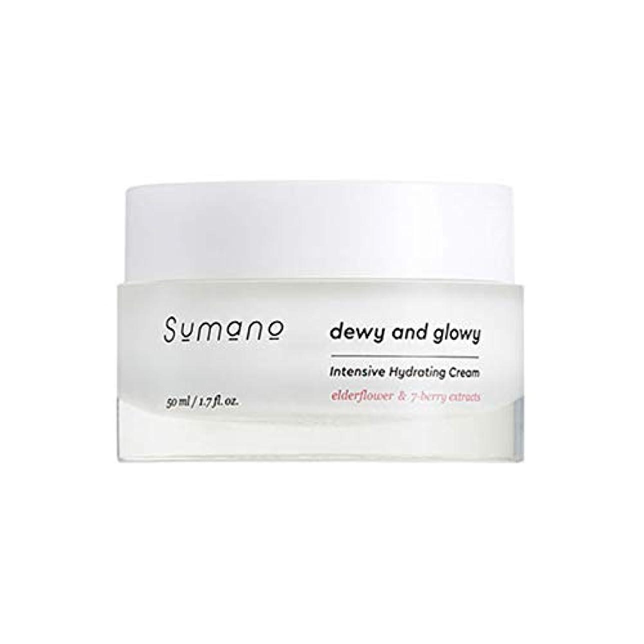 句応答雑種[SUMANO/スマノ] Sumano Intensive Hydrating Cream/インテンシブクリーム Skingarden/スキンガーデン