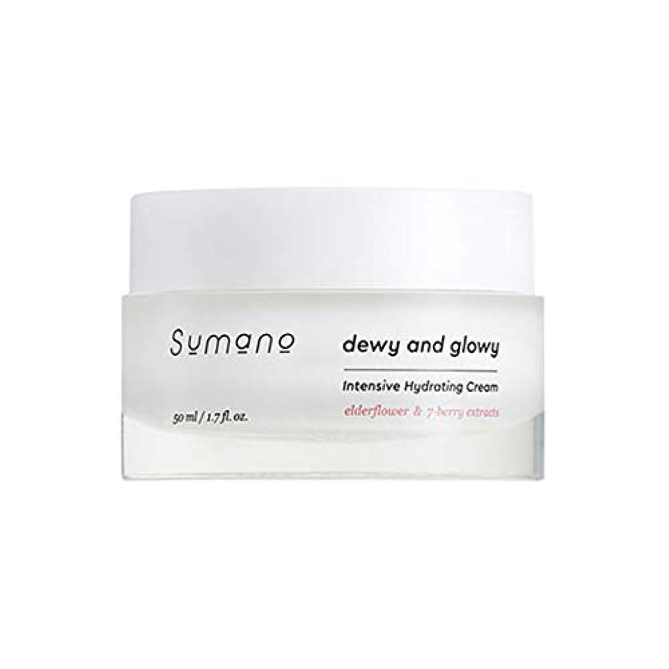 爆風カリングイチゴ[SUMANO/スマノ] Sumano Intensive Hydrating Cream/インテンシブクリーム Skingarden/スキンガーデン