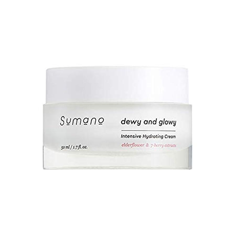 雄大なスクリーチ絶滅[SUMANO/スマノ] Sumano Intensive Hydrating Cream/インテンシブクリーム Skingarden/スキンガーデン