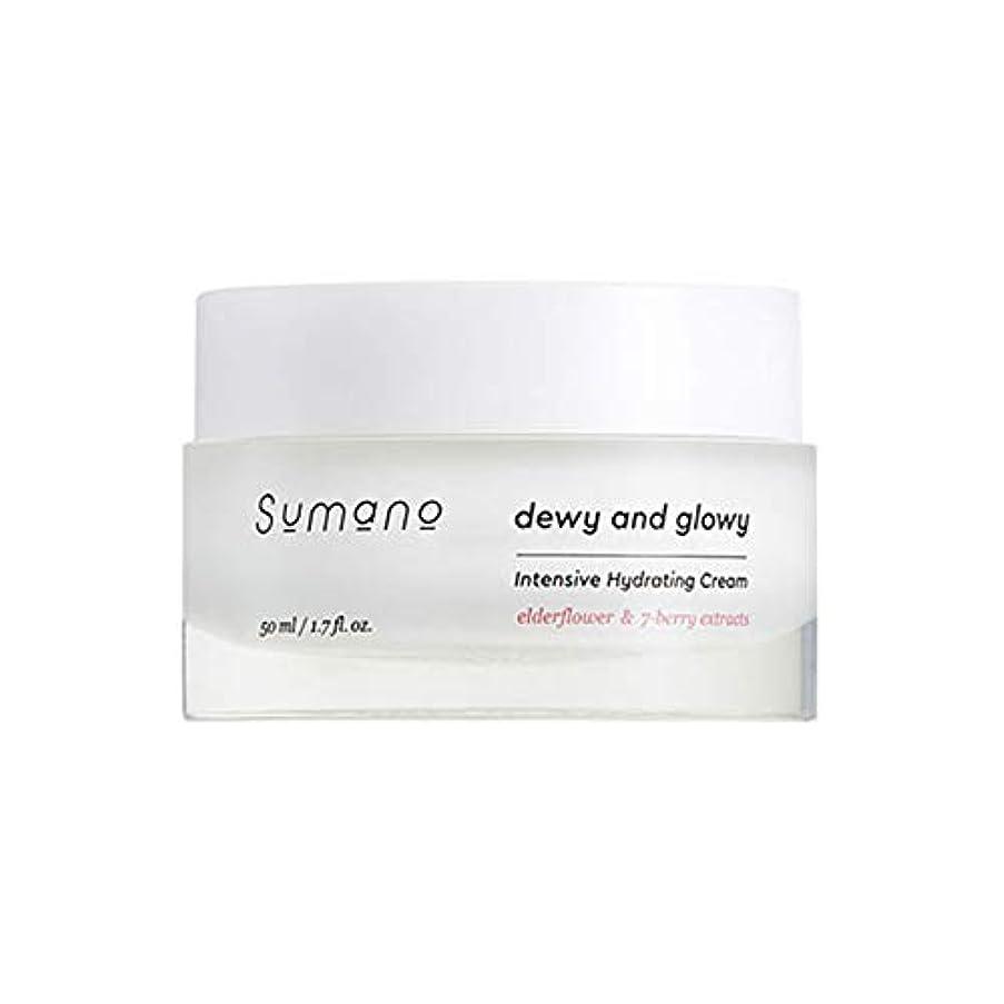 ダイアクリティカル侵略ホット[SUMANO/スマノ] Sumano Intensive Hydrating Cream/インテンシブクリーム Skingarden/スキンガーデン