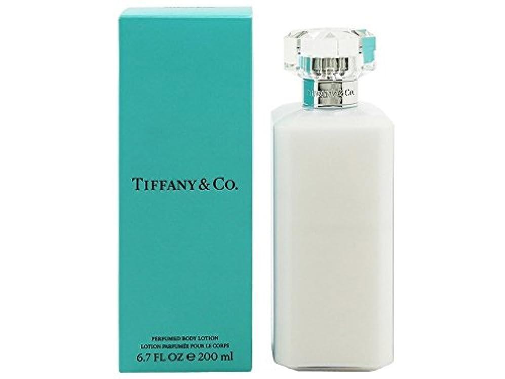 クラフト頻繁にまつげティファニー TIFFANY&Co ボディローション 200ml (香水/コスメ) [並行輸入品]