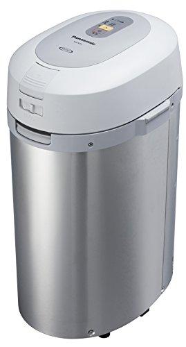 パナソニック 家庭用生ごみ処理機 温風乾燥式 6L シルバー MS-N53-S