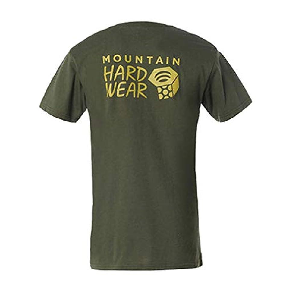 例示する楽観復讐Mountain Hardwear マウンテンハードウェア ハードウェアロゴショートスリーブT メンズ