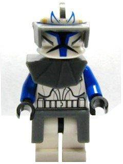 Captain Rex ( Clone Wars )???Legoスターウォーズミニフィギュア2インチミニフィギュア