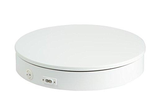 Sanato 360도 피규어 턴테이블 흰색 NA2006
