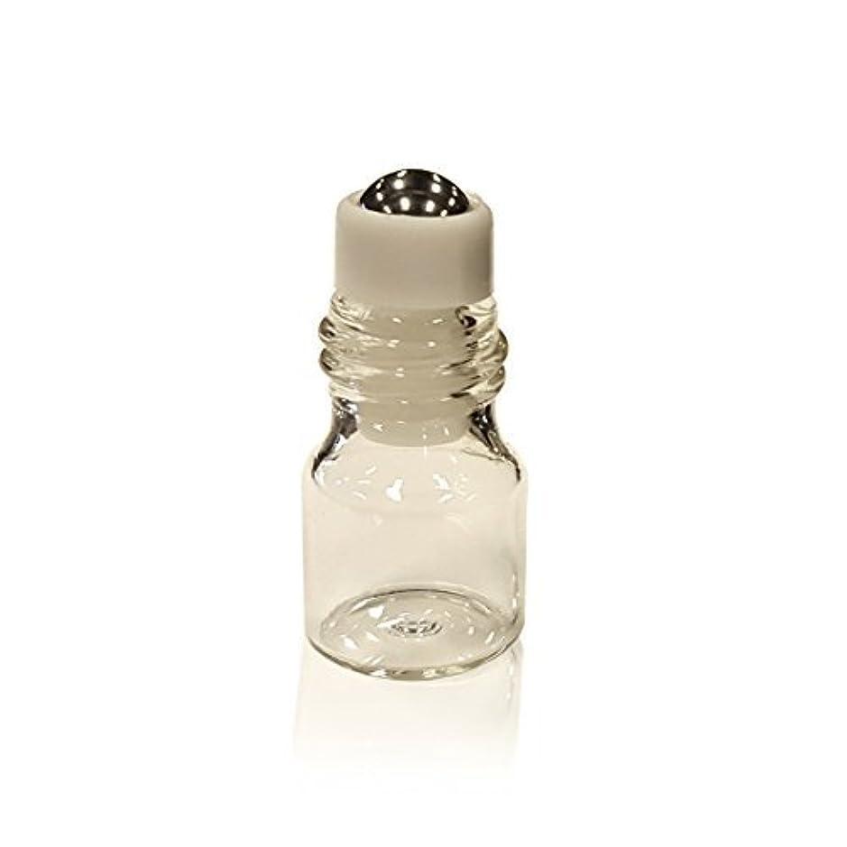 微生物入場連邦Alternative Apothecary Pack of 12! Mini Essential Oil Roll On Bottles; 1/4 Dram (1 ml) Glass Roller Bottles with...