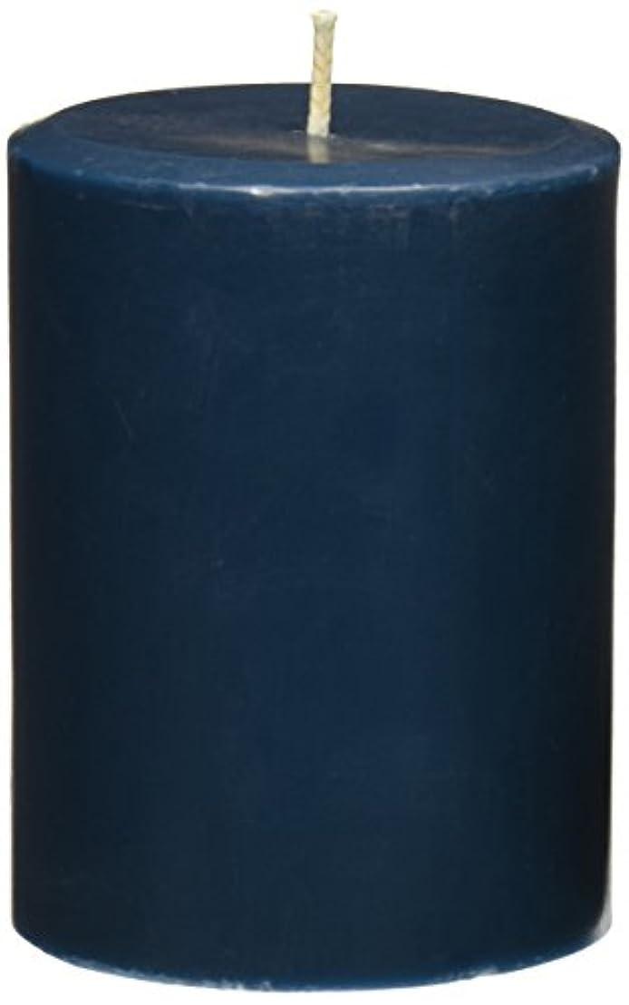 ブル残忍な料理Northern Lights Candles Sea Salt &海藻FragranceパレットPillar Candle、3 x 4