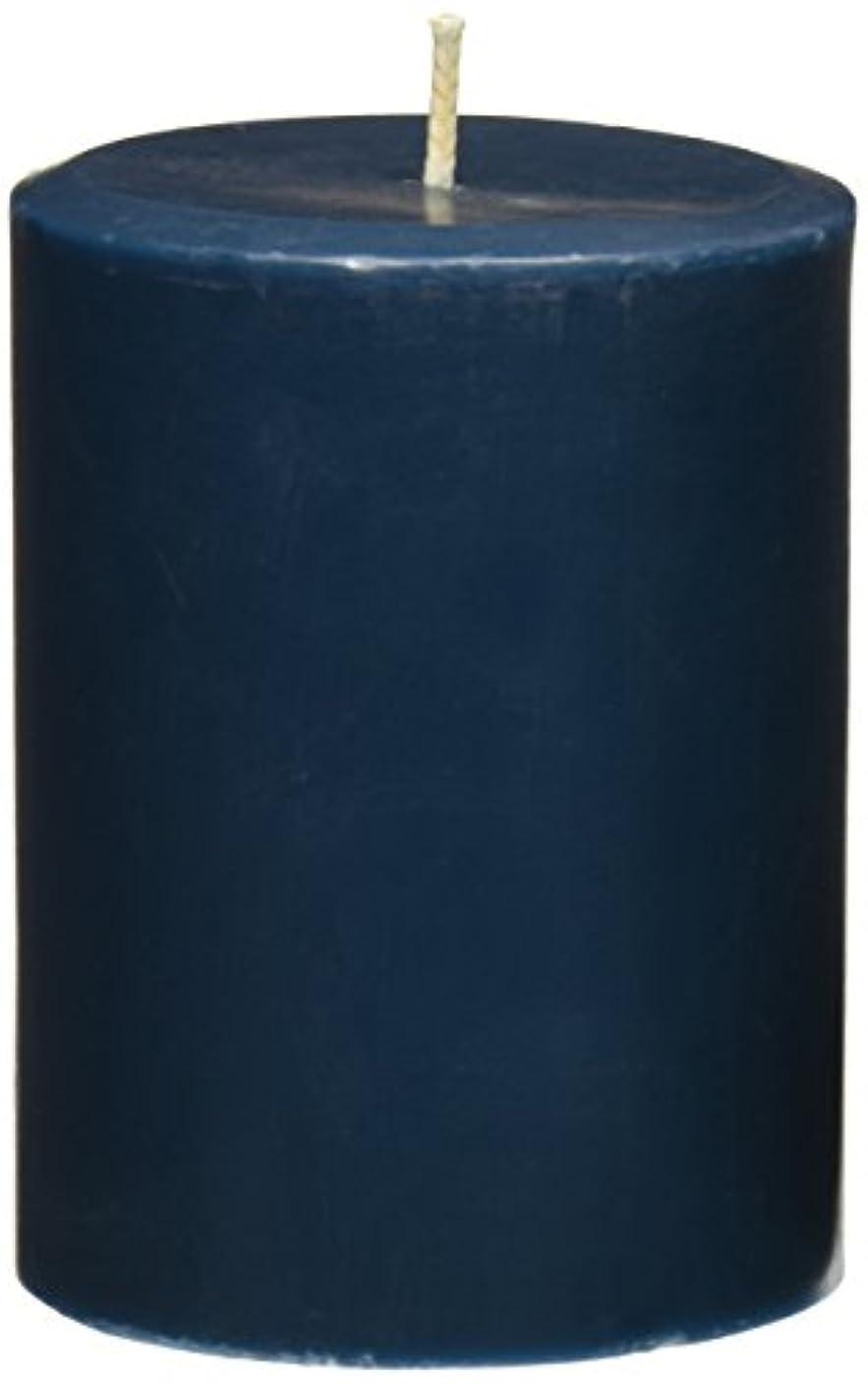 南方の配送外側Northern Lights Candles Sea Salt &海藻FragranceパレットPillar Candle、3 x 4