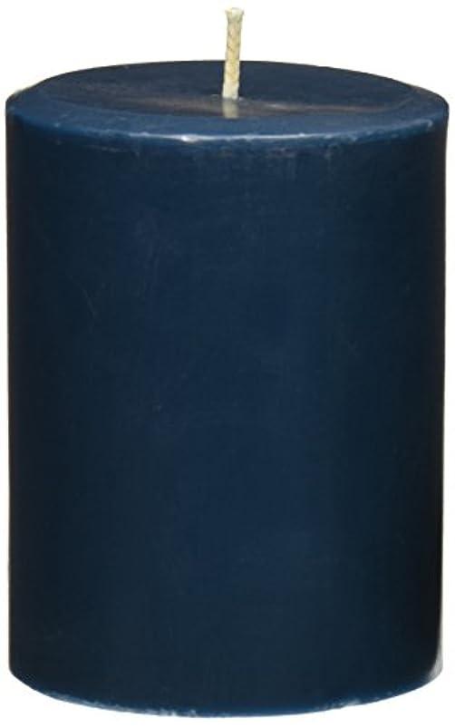 パイロットプレゼン不十分Northern Lights Candles Sea Salt &海藻FragranceパレットPillar Candle、3 x 4