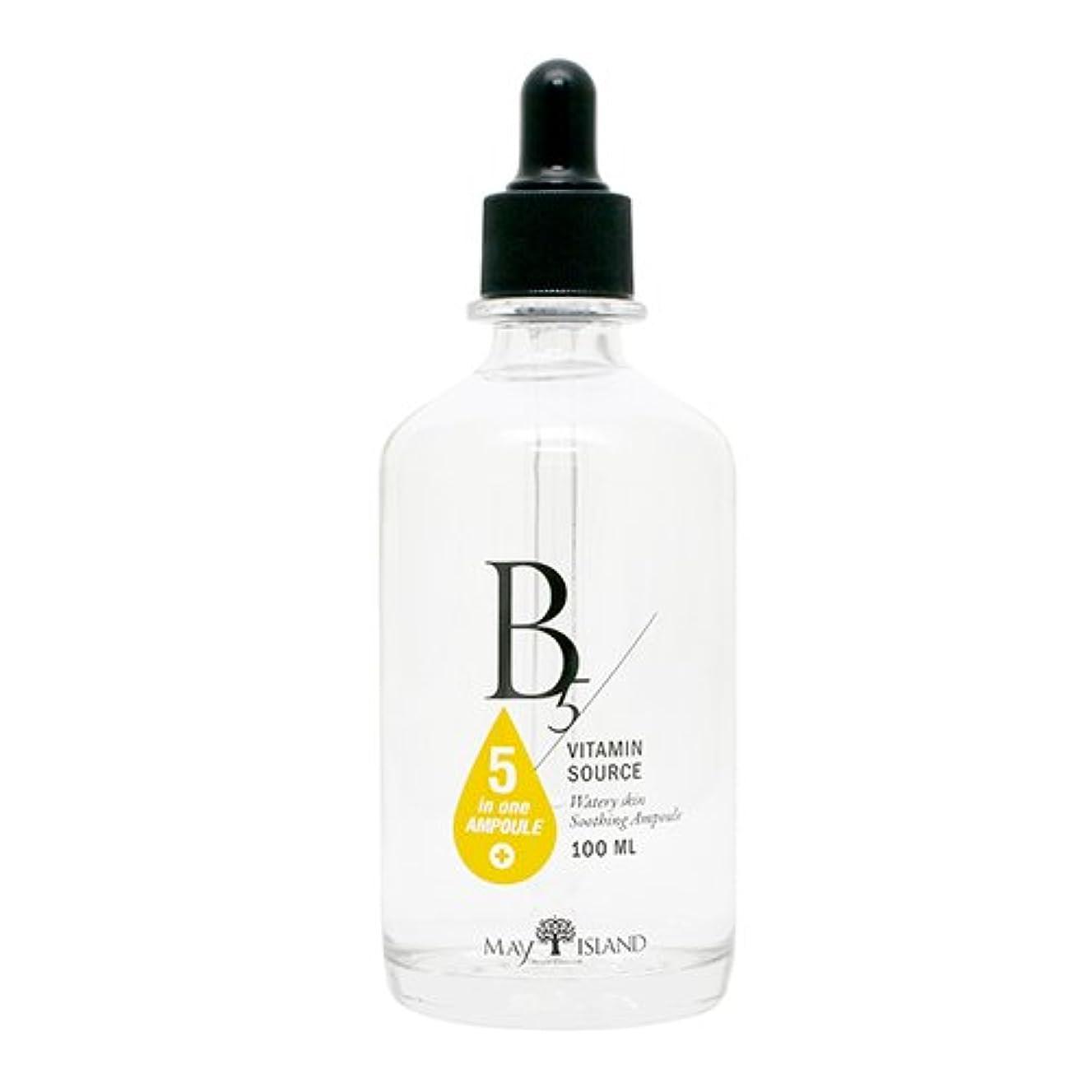 眉罰糞MAY ISLAND B5 Vitamin Souce 100ml/メイアイランド B5 ビタミン ソース 100ml [並行輸入品]
