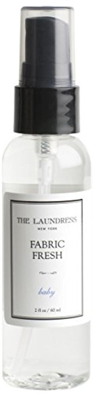 焼く帰する少ないTHE LAUNDRESS(ザ?ランドレス)  ファブリックフレッシュcedarの香り60ml 【日本限定品】