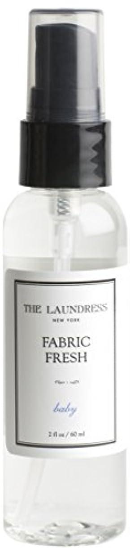 物質ブルーム認証THE LAUNDRESS(ザ?ランドレス)  ファブリックフレッシュcedarの香り60ml 【日本限定品】