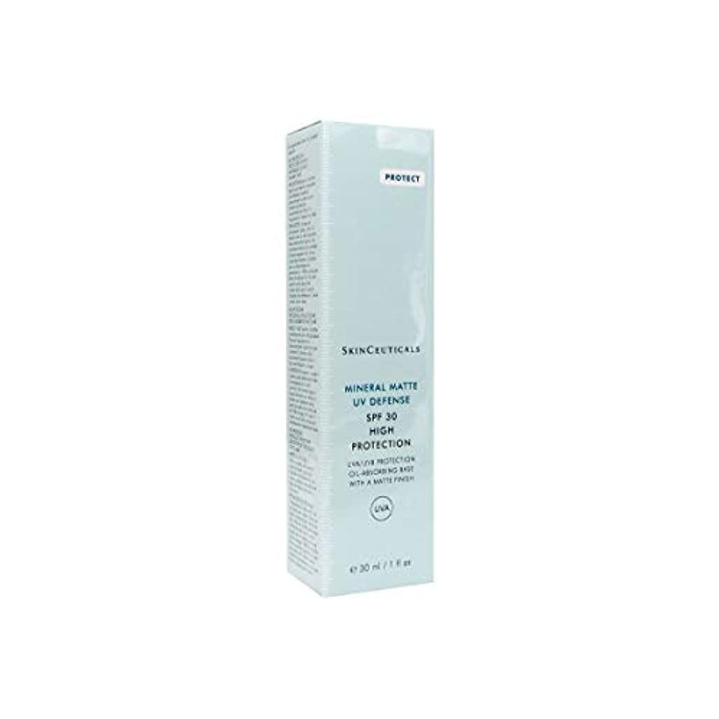 後者視聴者絶縁するSkinceuticals Mineral Matte Uv Defense Spf30 30ml [並行輸入品]