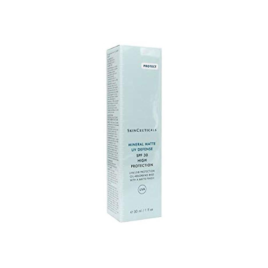 粒子売り手大工Skinceuticals Mineral Matte Uv Defense Spf30 30ml [並行輸入品]