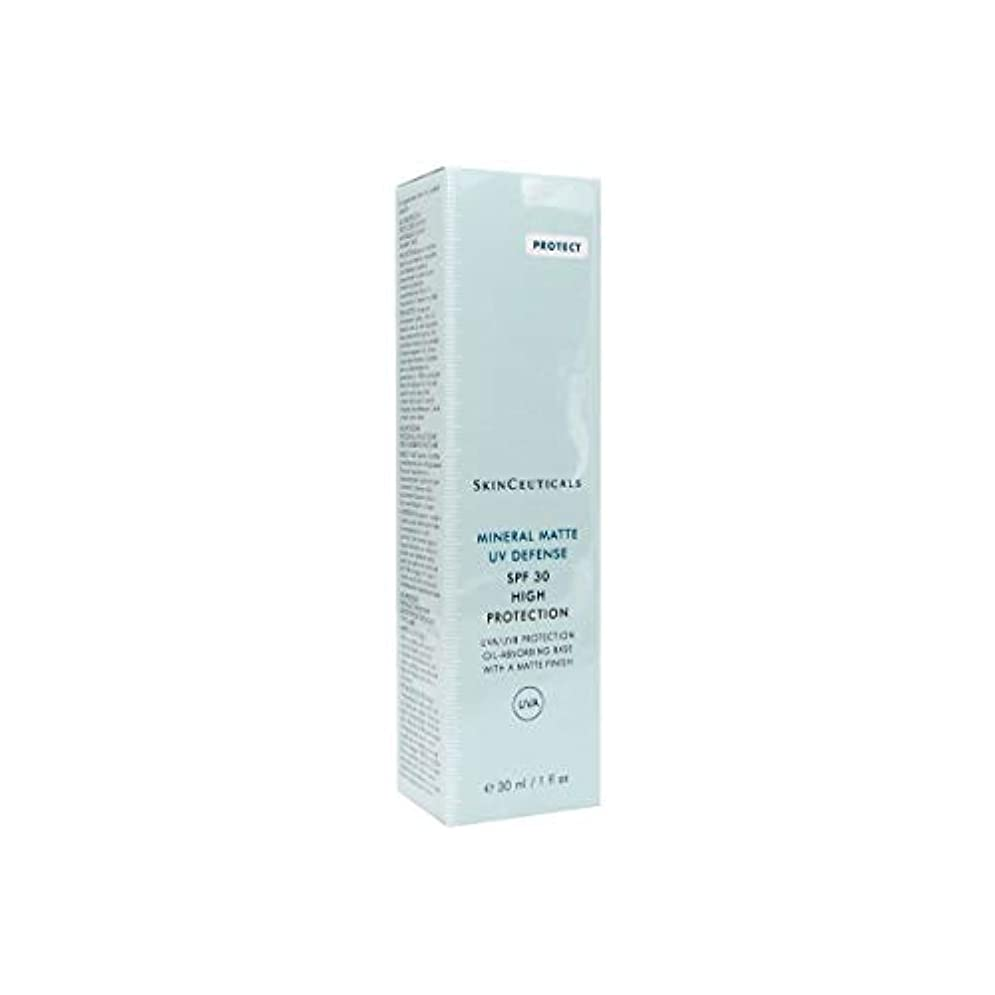 驚名声処分したSkinceuticals Mineral Matte Uv Defense Spf30 30ml [並行輸入品]