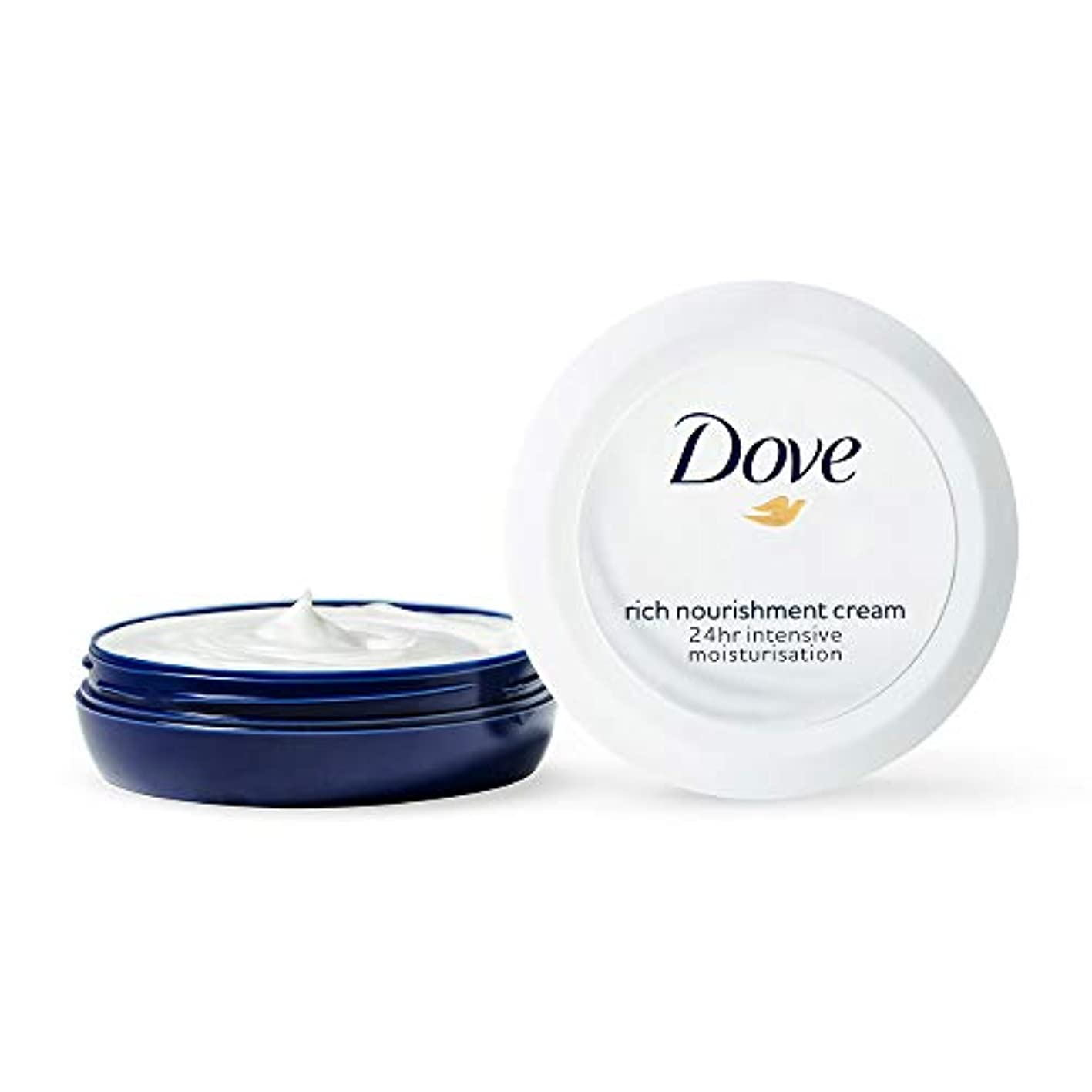 計算可能長さ代表Dove Rich Nourishment Cream, 150ml