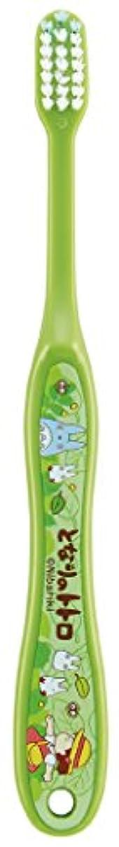 交換可能肌ムスタチオSKATER となりのトトロ(さんぽ) 歯ブラシ(転写タイプ) 小学生用 TB6N