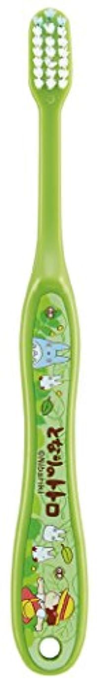 努力するフォーカス見てSKATER となりのトトロ(さんぽ) 歯ブラシ(転写タイプ) 小学生用 TB6N