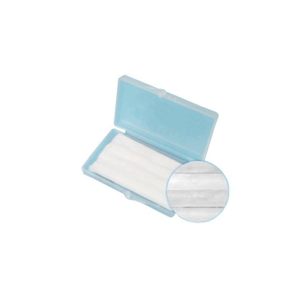 息切れ寺院バスルーム携帯用 ケース付 矯正用 ワックス 5cm 4本入
