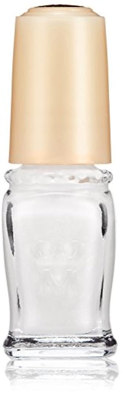 眉をひそめるサラダマットレスマジョリカ マジョルカ アーティスティックネールズ (スピーディー&グロッシー) WT909 真っ白な貝殻 4.5mL