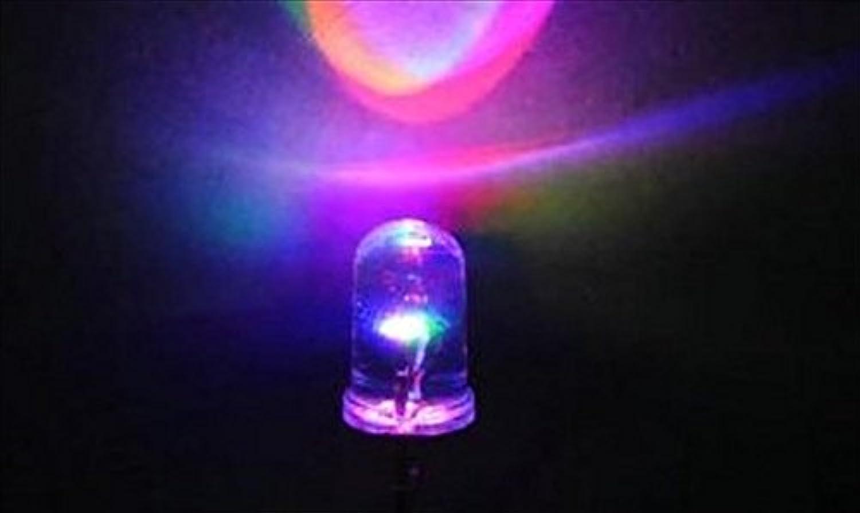 フルカラー LED イルミネーション RGB 直径 5mm 20個セット