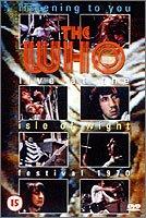 ワイト島ライヴ1970 [DVD]