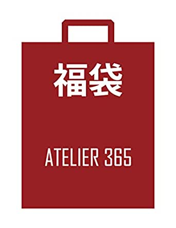 [アトリエサンロクゴ] 【福袋】 7点セット ネクタイ タイピン 洗濯ネット ビジネスアイテム メンズ at-luckyb-ne5 福袋7点セット 日本 フリー (FREE サイズ)