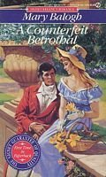 Counterfeit Betrothal (Signet Regency Romance)