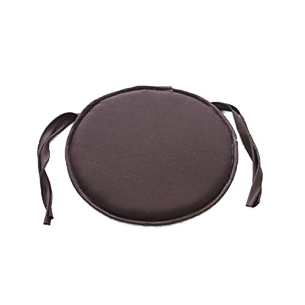 ミニピースのれんSMART ホット販売ラウンドチェアクッション屋内ポップパティオオフィスチェアシートパッドネクタイスクエアガーデンキッチンダイニングクッション クッション 椅子