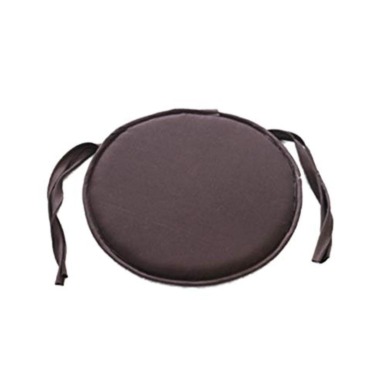 なんとなく許すスライスSMART ホット販売ラウンドチェアクッション屋内ポップパティオオフィスチェアシートパッドネクタイスクエアガーデンキッチンダイニングクッション クッション 椅子