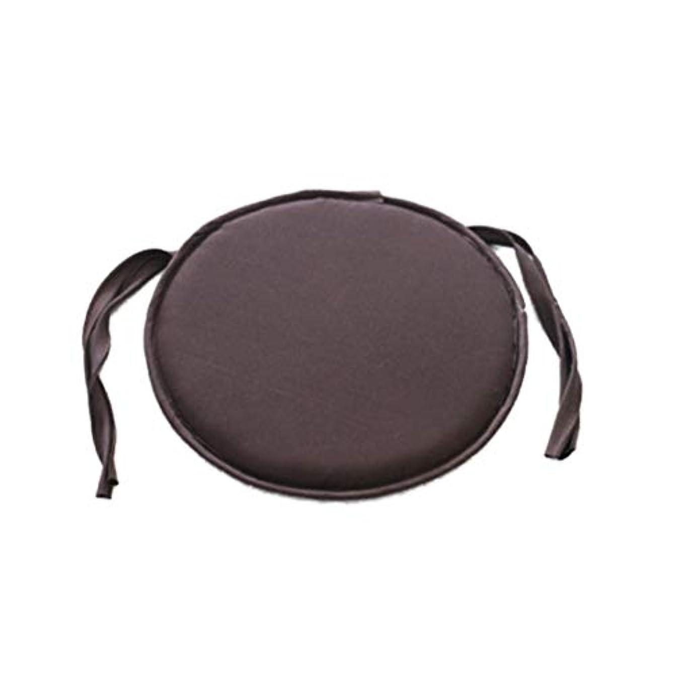 紛争ポスト印象派施設SMART ホット販売ラウンドチェアクッション屋内ポップパティオオフィスチェアシートパッドネクタイスクエアガーデンキッチンダイニングクッション クッション 椅子