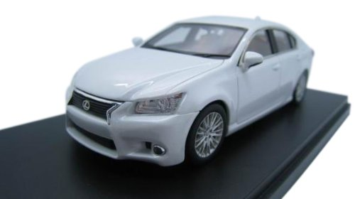 1/43scale マイルストーン Wit's Lexus GS350 White Pearl Crystal Shine レクサス