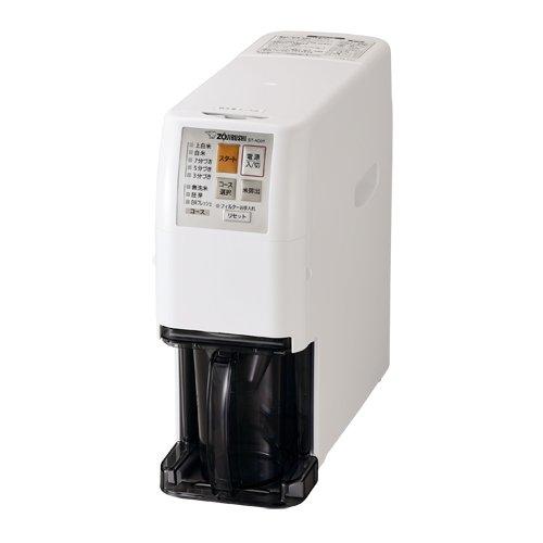 象印 精米機 圧力循環式 玄米5合 ホワイト BT-AG05...