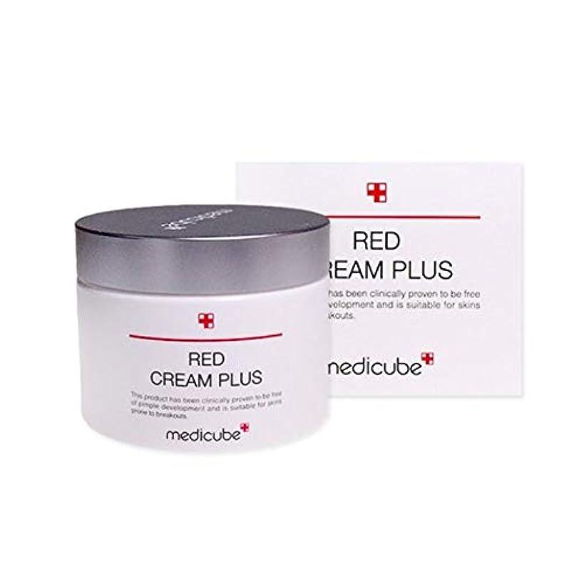 つまらないギャンブル無臭メディキューブレッドクリームプラス100ml韓国コスメ、Medicube Red Cream Plus 100ml Korean Cosmetics [並行輸入品]