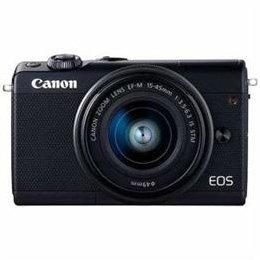 Canon EOSM100BK-1545ISSTMLK ミラ...