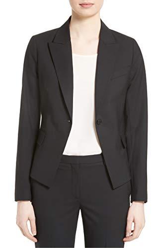 [セオリー] レディース ジャケット・ブルゾン Theory Brince B Good Wool Suit Jacket (N [並行輸入品]