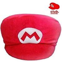 クラブニンテンドー 2008年度 プラチナ会員特典 非売品 スーパーマリオの帽子