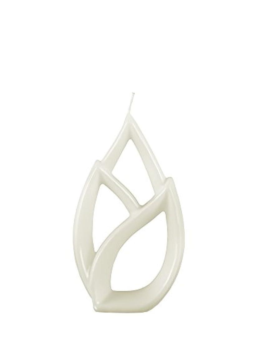 お別れ餌に勝るAlusi Multiflame Candle Livia Petit White, Vanilla Scent