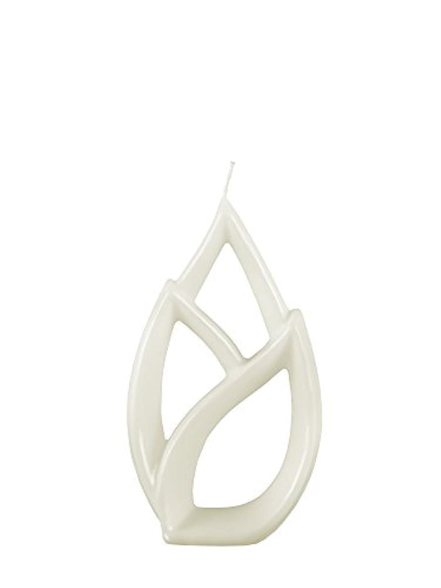 メトリックモトリー幸運なことにAlusi Multiflame Candle Livia Petit White, Vanilla Scent