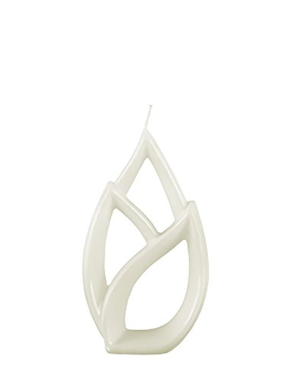 拒否たとえ泥棒Alusi Multiflame Candle Livia Petit White, Vanilla Scent