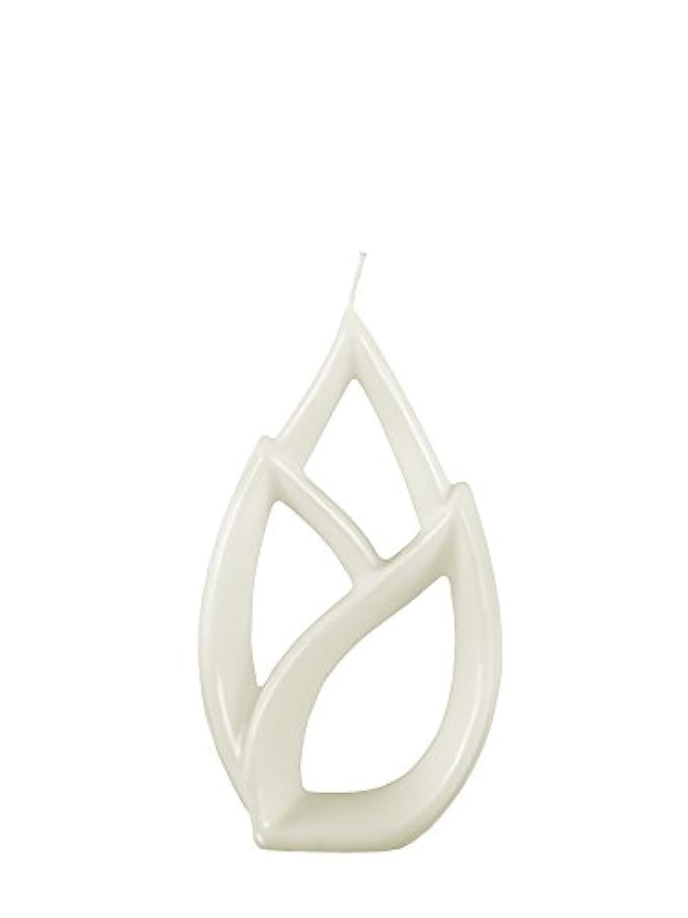 ネブ見ました机Alusi Multiflame Candle Livia Petit White, Vanilla Scent
