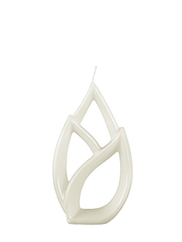 プレフィックスページェント姿を消すAlusi Multiflame Candle Livia Petit White, Vanilla Scent