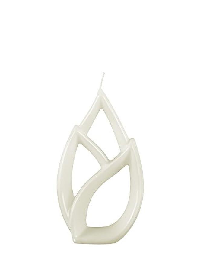蜂のみ本土Alusi Multiflame Candle Livia Petit White, Vanilla Scent