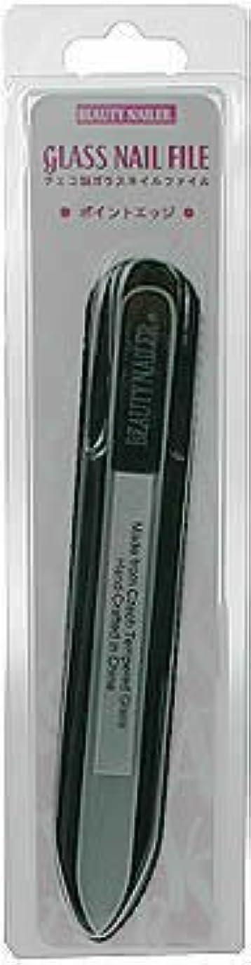 ソフィーレクリエーションショットムラキ ビューティーネイラー ポイントエッジ(チェコ製ガラスネイルファイル)