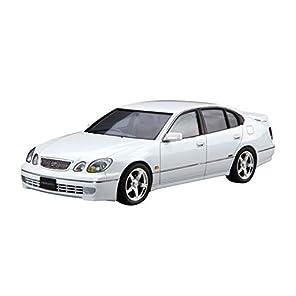 青島文化教材社 1/24 ザ・モデルカーシリーズ No.97 トヨタ JZS161 アリスト V300ベルテックスエディション 1997 プラモデル