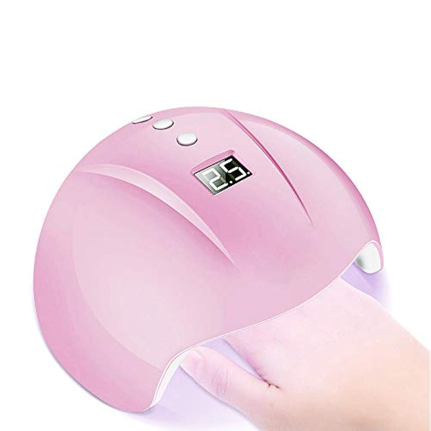 バインド即席笑ネイルライト36W UV LEDネイルドライヤー痛みのない硬化光で自動誘導LEDディスプレイ3タイマーセットネイルとトゥネイルジェルポリッシュ