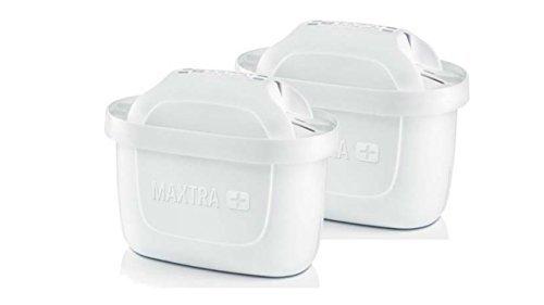 BRITA(ブリタ) MAXTRA+(マクストラプラス) カートリッジ 浄水 2個セット [並行輸入品]
