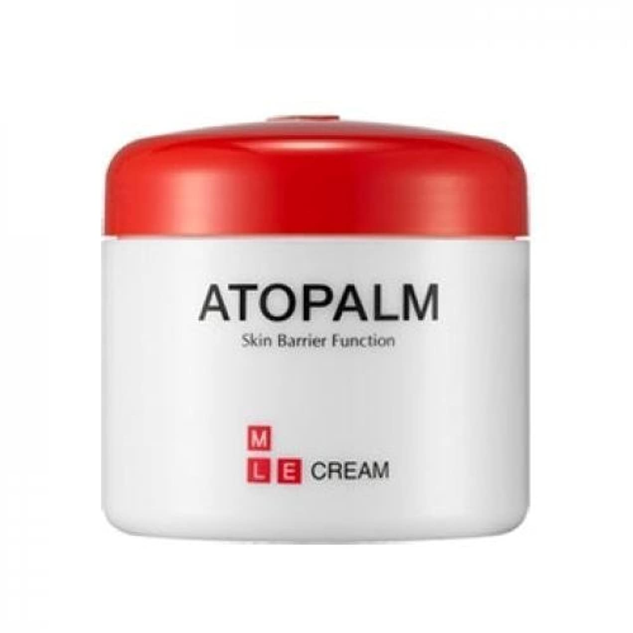 ナサニエル区ヒゲ登山家ATOPALM MLE Cream (160ml) (Korean original)